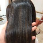 今日から始まった新メニューで更なる美髪へ☆