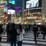 渋谷とカニと、、、