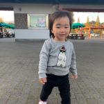 大阪に家族旅行☆